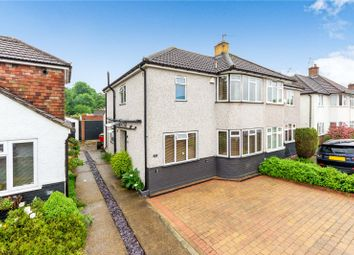 Thumbnail 3 bed semi-detached house for sale in Shepperton Road, Petts Wood, Orpington
