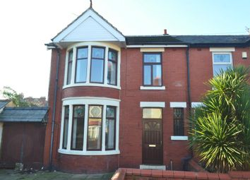 Thumbnail 4 bedroom semi-detached house for sale in Worsley Avenue, Blackpool