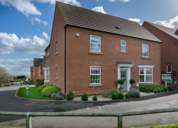 4 bed detached house for sale in Olympic Way, Hinckley LE10