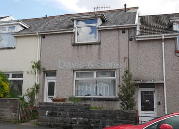 Thumbnail 3 bed terraced house for sale in Pentwyn Terrace, Pentwyn Crumlin, Newport.