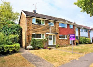 Thumbnail 3 bed end terrace house for sale in Du Pre Walk, Wooburn Green