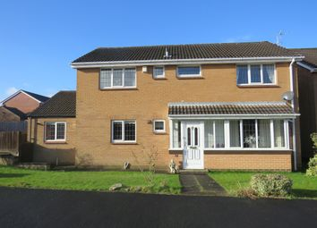Thumbnail 4 bed detached house for sale in Crowberry Drive, Killinghall, Harrogate