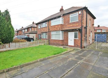 Thumbnail 3 bed semi-detached house for sale in Manchester Road, Woolston, Warrington