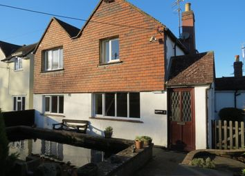 Thumbnail 3 bed cottage to rent in Nutfield Marsh Road, Nutfield