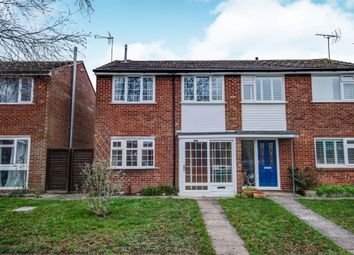 Thumbnail 3 bed semi-detached house for sale in Morse Road, Whitnash, Leamington Spa