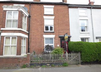 Thumbnail 4 bedroom terraced house for sale in County Road, Stafford