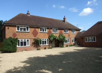 Thumbnail 5 bedroom detached house for sale in Cranfield Road, Wavendon