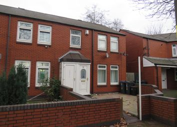 Thumbnail 3 bed end terrace house for sale in Victoria Road, Aston, Birmingham