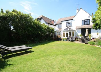 Thumbnail 5 bed detached house for sale in Chalkwell Avenue, Westcliff-On-Sea