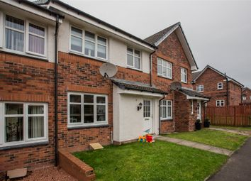 Thumbnail 3 bed terraced house for sale in Whiteford Avenue, Dumbarton, West Dunbartonshire