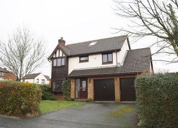 Thumbnail 5 bed detached house for sale in Meadowlands, Woolwell, Plymouth