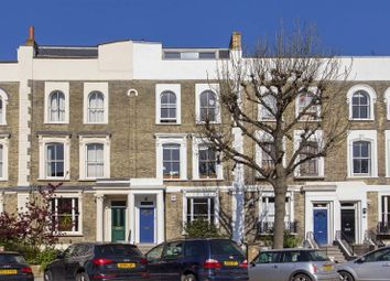 Thumbnail 4 bed flat for sale in Queens Crescent, London