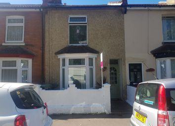 Thumbnail 2 bed terraced house for sale in Norman Road, Gosport