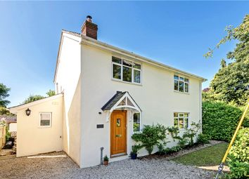 Thumbnail 3 bed detached house for sale in Rectory Road, Piddlehinton, Dorchester, Dorset