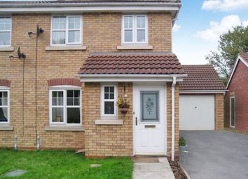 Thumbnail 3 bed semi-detached house to rent in Regency Gardens, Euxton, Chorley