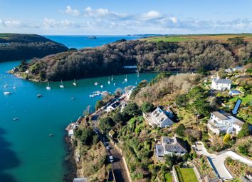 Thumbnail 5 bedroom detached house for sale in Lower Court Road, Newton Ferrers, South Devon.