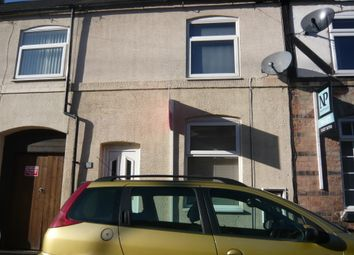 Thumbnail 2 bed terraced house to rent in John Street, Glascote, Tamworth, Staffordshire