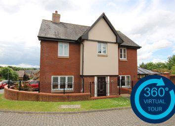 Thumbnail 5 bed detached house for sale in Old Rydon Ley, Exeter