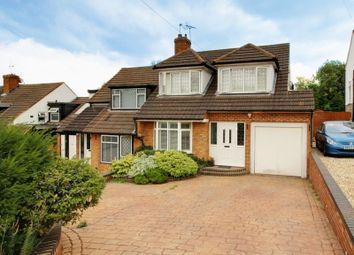 Thumbnail 4 bed semi-detached house to rent in Cranfield Crescent, Cuffley, Potters Bar