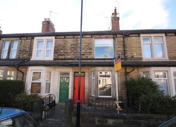 Thumbnail 2 bed terraced house to rent in Regent Terrace, Harrogate, North Yorkshire