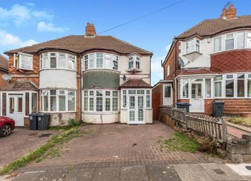 Thumbnail 3 bed semi-detached house for sale in Wensleydale Road, Great Barr, Birmingham