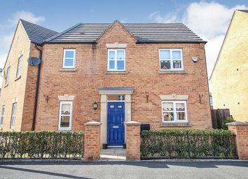 Thumbnail 3 bed semi-detached house for sale in Steetley Drive, St. Helens