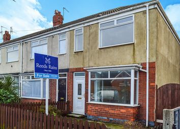 Thumbnail 3 bedroom property for sale in Glebe Road, Hull