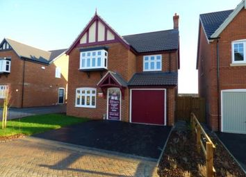 Thumbnail 3 bed detached house for sale in Manor Farm, St Lawrence Drive, Bardney, Lincolnshire