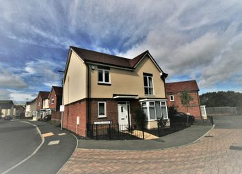Thumbnail 4 bed detached house for sale in Levy Close, Rounds Gardens, Rugby
