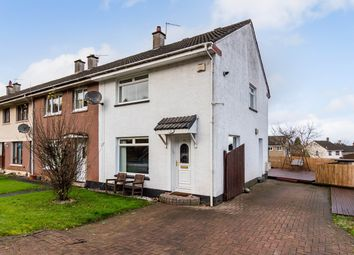 Thumbnail 2 bed end terrace house for sale in Elphinstone Crescent, East Kilbride, Glasgow