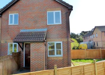 Thumbnail 1 bedroom end terrace house for sale in Ellison Close, Attleborough