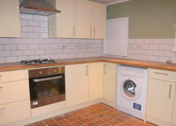 Thumbnail 4 bedroom end terrace house to rent in Over Street, Brighton