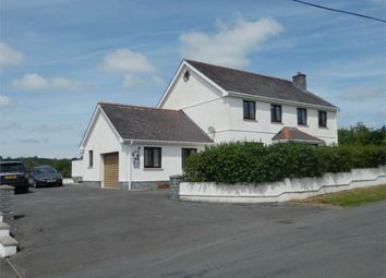 Thumbnail 4 bed detached house for sale in Penrhiwllan, Llandysul