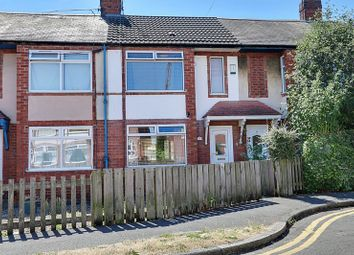 Thumbnail 2 bedroom terraced house for sale in Bristol Road, Hull