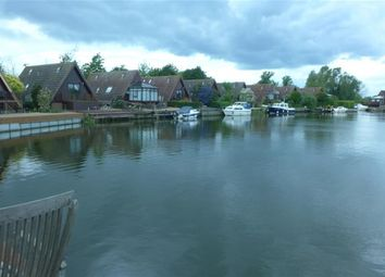 Thumbnail 3 bed property to rent in Isleham Marina, Fen Bank, Isleham, Ely