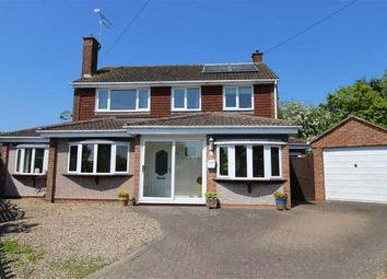 Thumbnail 3 bed detached house for sale in St. Marys Close, Southam