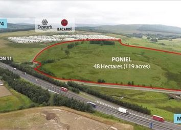 Thumbnail Land for sale in Poniel, Douglas, Lanark