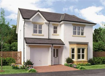 "Thumbnail 4 bed detached house for sale in ""Hughes 4"" at Raeswood Drive, Glasgow"