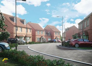 Thumbnail 3 bed town house for sale in Plot 2, The Moorings, Off Of White Lane, Thorne