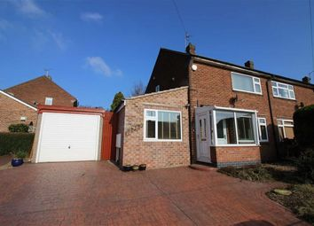 Thumbnail 2 bedroom semi-detached house for sale in Laburnum Crescent, Allestree, Derby