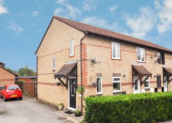 Thumbnail 2 bed semi-detached house for sale in Hornbeam Road, Bicester