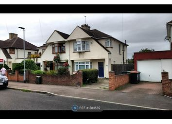 Thumbnail 3 bedroom semi-detached house to rent in Lancaster Avenue, Bedford