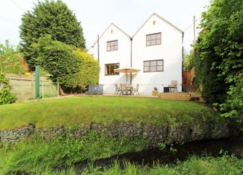 Thumbnail 4 bed semi-detached house for sale in Stoney Ford Cottage, Annscroft, Shrewsbury