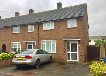 Thumbnail 2 bed end terrace house for sale in Hainault, Ilford, Essex