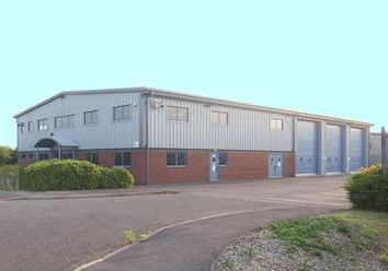 Thumbnail Light industrial to let in Unit 1, Roman Way, Crusader Park, Warminster, Wiltshire