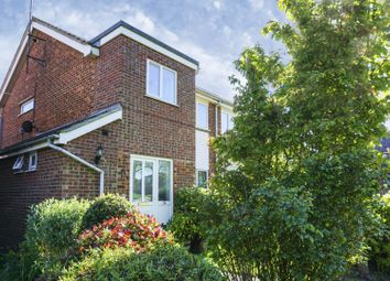 Thumbnail 3 bed semi-detached house for sale in Roman Way, Felixstowe