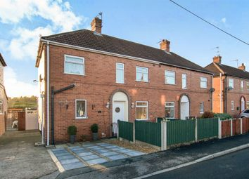 Thumbnail 3 bed semi-detached house for sale in Ramsden Street, Kippax, Leeds