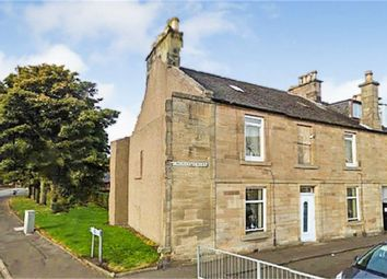 Thumbnail 2 bed flat for sale in Church Street, Stenhousemuir, Larbert, Falkirk