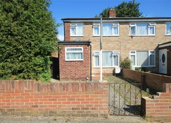 Thumbnail 3 bedroom end terrace house for sale in Sorrel Close, Newbury