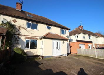 Thumbnail 4 bed semi-detached house for sale in Millers Row, Longdon-Upon-Tern, Telford